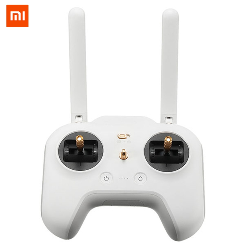 Original Xiaomi Mi Drone 4K Version HD Camera Transmitter Remote Controller Control for RC Quadcopter Spare Parts Accessories high quality xiaomi mi drone xiaomi 4k version hd camera app rc fpv quadcopter camera drone spare parts main body accessories