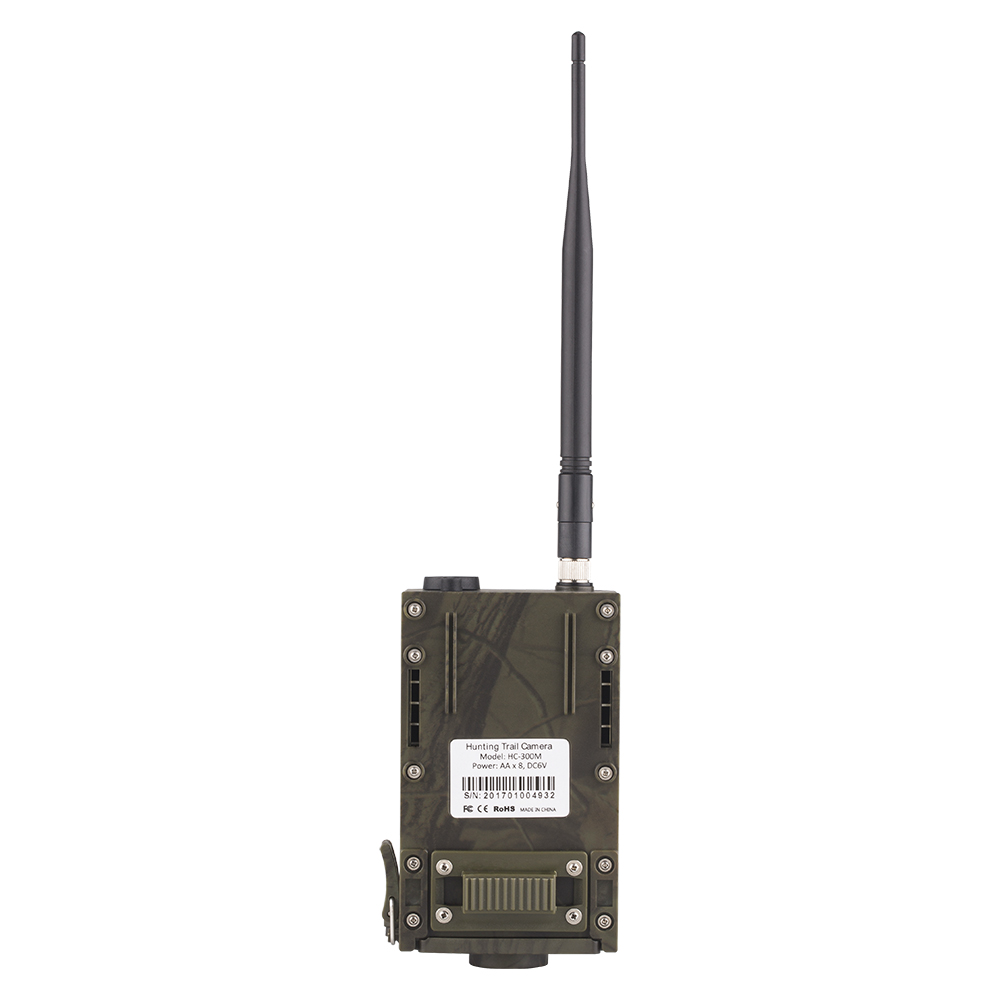 12MP 1080P GSM SMS Controlled MMS Scounting Camera HC 300M Infrared Wild Camera Wireless Hunting Camera