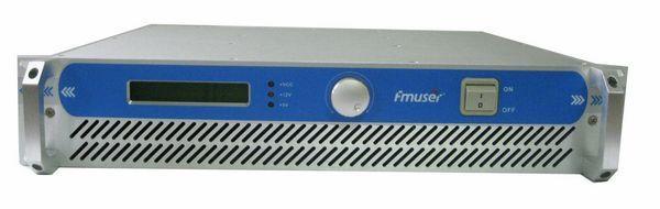 1000W FM broadcast Transmitter