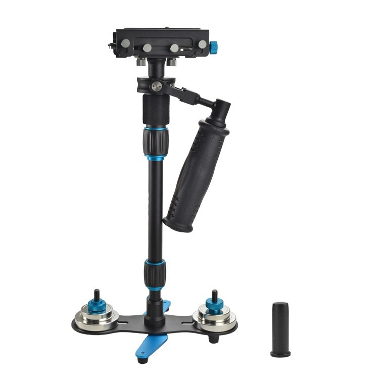 FOTGA S-400 4.5kg Load PRO Handheld Steadycam Video Stabilizer for Canon 5D2 6D 70D 60D 7D 5D3 Camera Camcorder DV DSLR