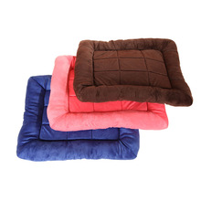 2019 Soft Dog Bed Blanket For Dogs Mat Kennel Pet Puppy Warm House Plush Cozy Nest Pad  ATB-247