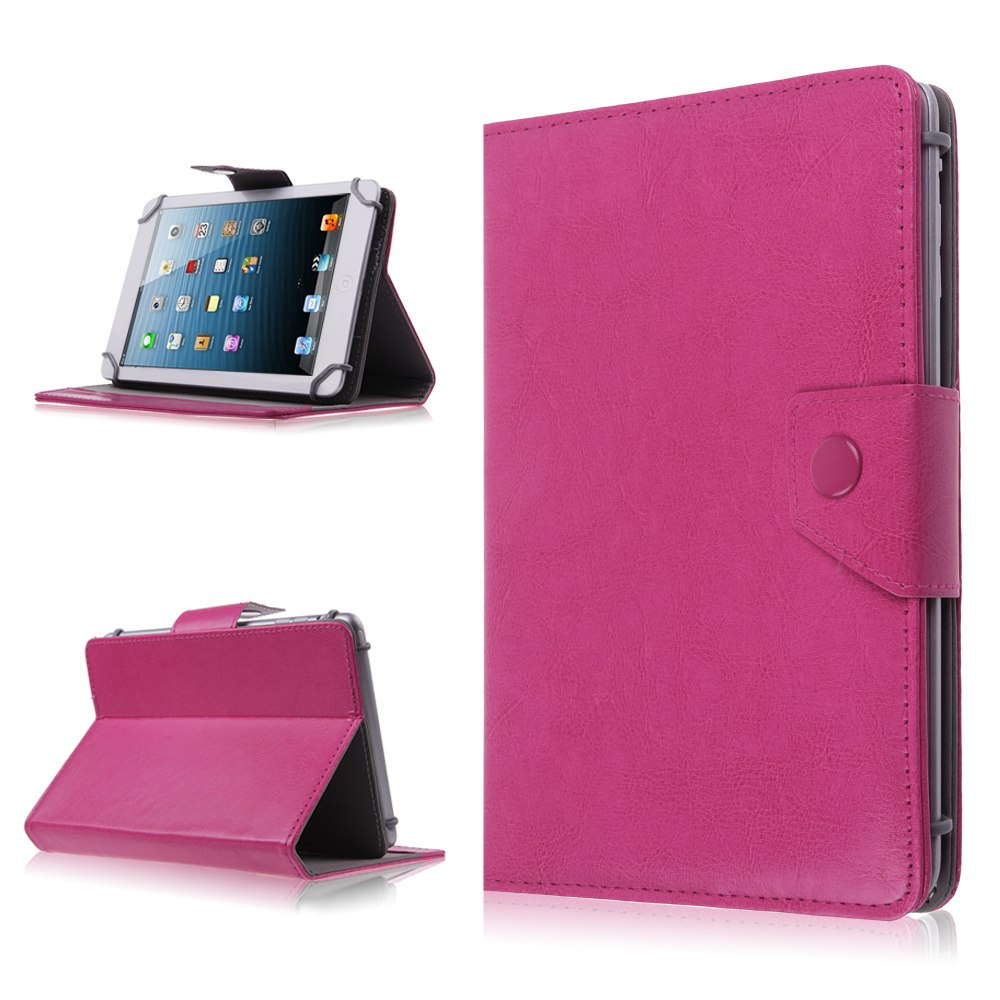 New Folding Leather Case Stand Cover For Prestigio MultiPad Wize 3057 3G 7 inch Universal Tablet Accessories