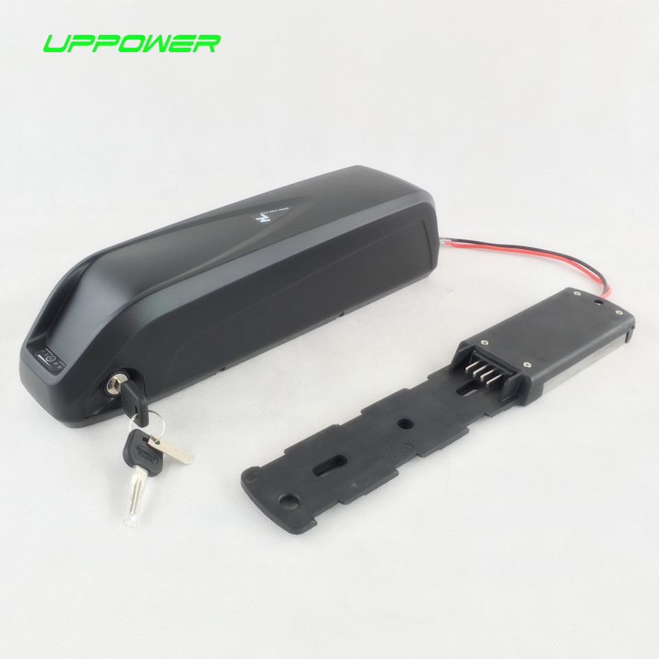 US EU Free Tax Shark lithium battery use NCR18650PF cell 48V 11.6Ah Electric Bike Battery for Bafang BBS02 BBSHD Ebike motor kit free customs taxes electric bike 36v 40ah lithium ion battery pack for 36v 8fun bafang 750w 1000w moto for panasonic cell