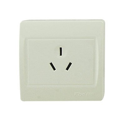 3 Pin Replacement AU Universal Holder Socket Outlet Wall Mount Plate New