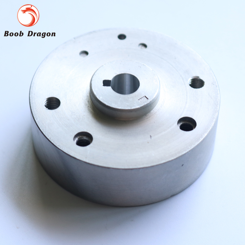 Flywheel Magneto for Zenoah G260 G290PUM for Petrol Marine Gas Engine RC Boat cnc aluminum water cooling jacket for 29cc zenoah engine rc boat