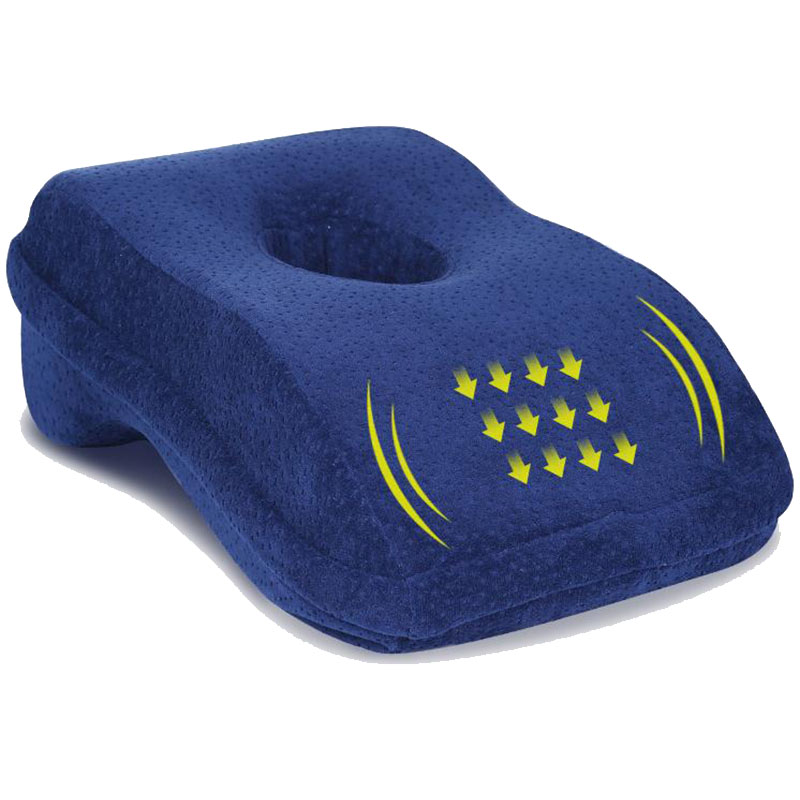 Gear body massager office Max relax facial buffer rest sleep pillow massage cushion. Face cradle bed cushion, gifts надувная кровать pillow rest raised bed с подголов 152х203х42см intex