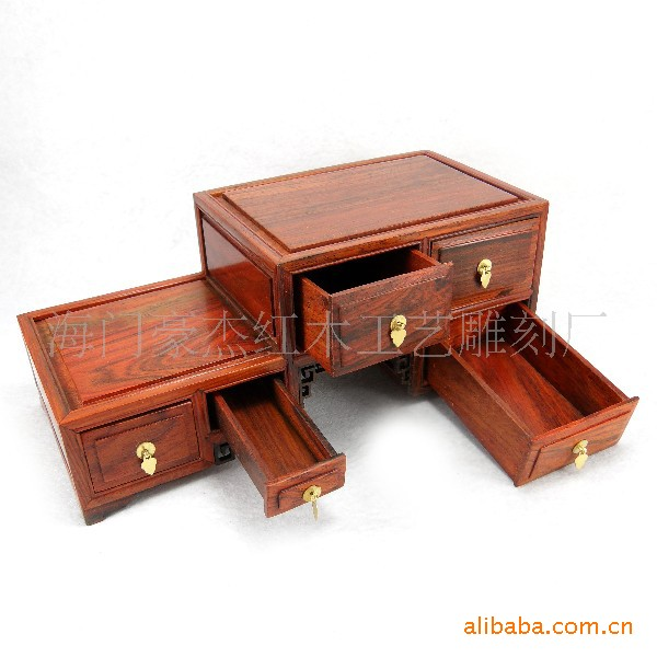Rosewood Furniture Miniature Rosewood Five Pumping Low Quality Base Fine Mahogany  Cabinet In Living Room Cabinets From Furniture On Aliexpress.com | Alibaba  ...