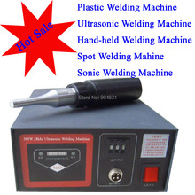 Free Shipping BT-300W28KHZ 300W 28KHZ Ultrasonic Welding Machine For Plastic Spot Welding