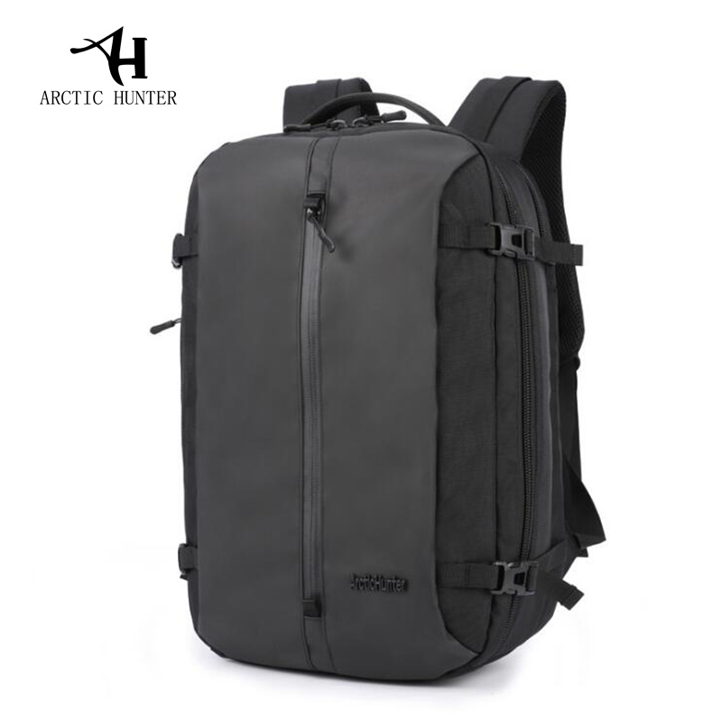 ARCTIC HUNTER New Casual Men Shoulder Bag Large Capacity Waterproof Student Computer Bag School Male Computer Backpack Mochila