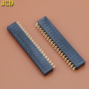 Image 4 - JCD 1 комплект DIY 6 кнопок печатная плата переключатель проводной разъем комплект для Raspberry Pi GBZ для Game Boy GB Zero GBO DMG 001