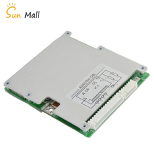 New 20S 72V Same port BMS Lithium battery protection board Lithium iron phosphate protection board 30A-50A Balanced light