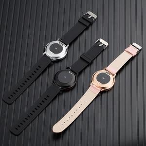 Image 3 - หน้าจอสัมผัสเต็มรูปแบบ สมาร์ทนาฬิกาสร้อยข้อมือฟิตเนส อัตราการเต้นของหัวใจ ความดันโลหิต ติดตาม ผู้ชายผู้หญิงนาฬิกาข้อมือสำหรับ Android iOS Xiaomi