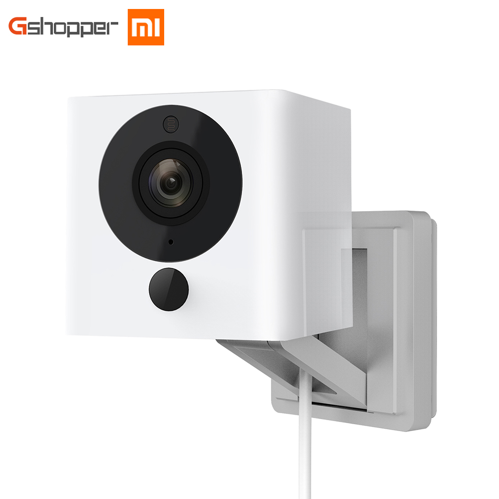 Original Xiaomi Xiaofang Smart Camera 110 Degree F2 0 8X Digital Zoom IP Mijia Cameras WIFI