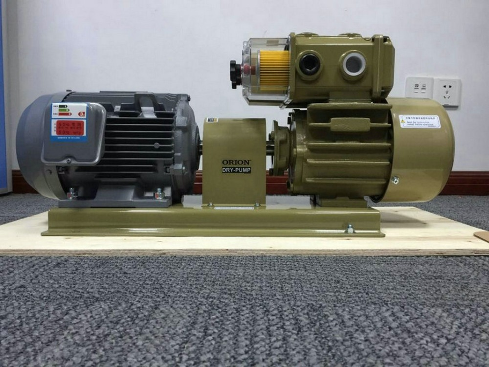 Shanghai Orion vacuum pump motor power 2.2KW KRX7A-P-V-03 [original] genuine original orion orion vacuum pump krx5 p v 03
