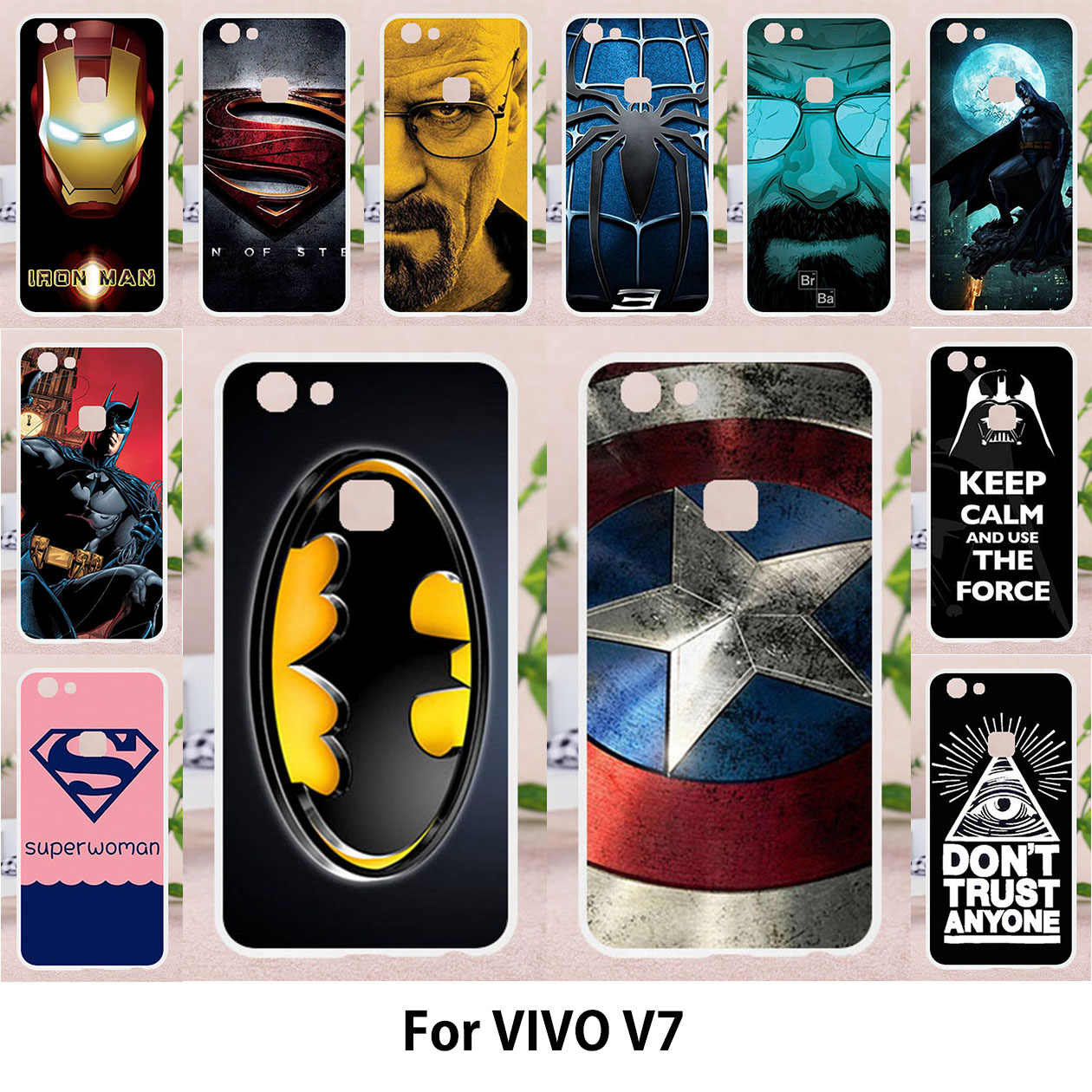 sports shoes cfef8 f849a Detail Feedback Questions about TAOYUNXI For vivo v7 case Silicon ...