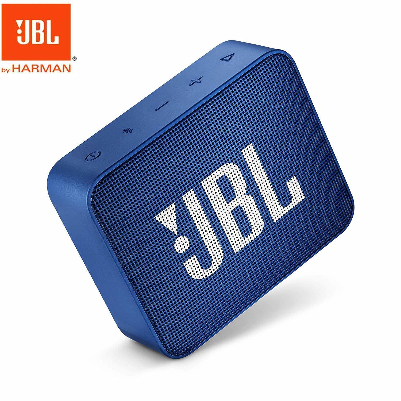 JBL GO2 haut-parleur Bluetooth sans fil Jbl batterie de Charge avec micro IPX7 étanche Jbl Go 2 Enceinte Bluetooth haut-parleur barre de son micro