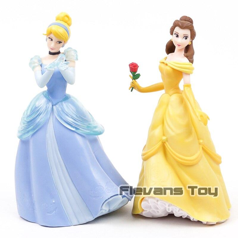 PM Super Premium Figure Cinderella / Belle  PVC Figure Dolls Toys Princess Model Collection FigurinePM Super Premium Figure Cinderella / Belle  PVC Figure Dolls Toys Princess Model Collection Figurine