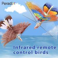 Rc Latające Ptaki Latające Ptaki Ptak Niesamowite Podczerwieni Elektryczny Koordynację Ręka-oko Plastikowe Prezent Urodzinowy Zewnątrz Latające Zabawki