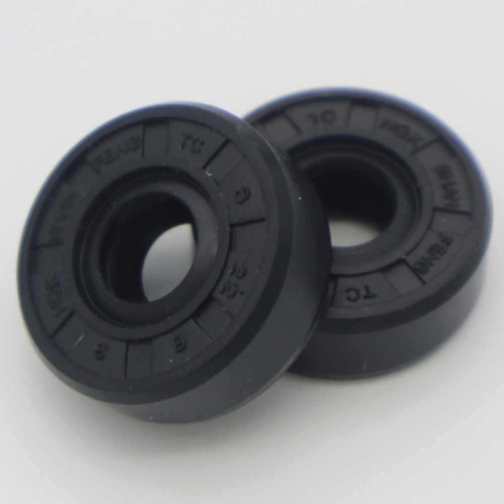 2 Pcs 22mm * 8mm * 8 m Wearable Panificadoras Sorbet liquidificador Máquina acessórios Reparação de Peças De Vedação De Óleo tocar para lg samsung Philips...