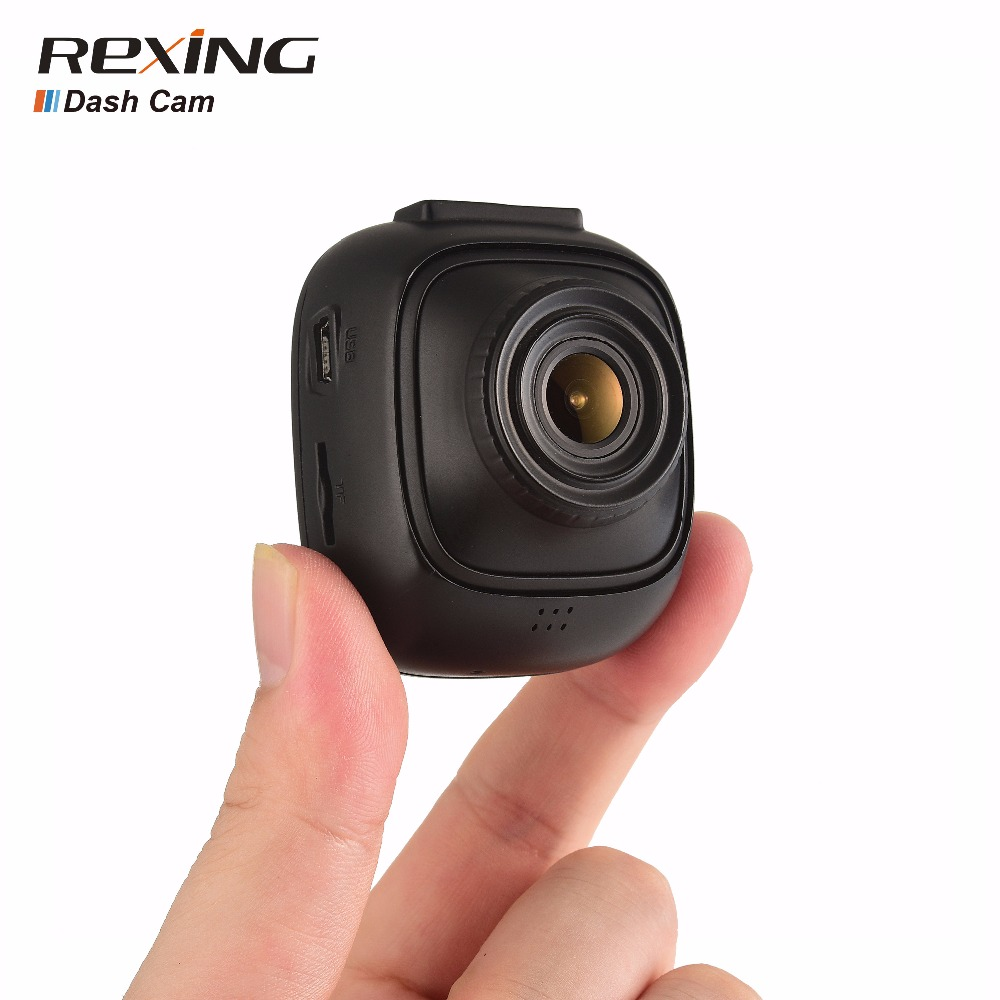 Rexing F10 Car Dvr Camera Dash Cam 1080p Full-HD WiFi Wide Angle Dashboard Recorder Night Vision free post 4 pieces lot refillable ink cartridge for hp 920 920xl hp920 hp920xl ink cartridge with permanent chip
