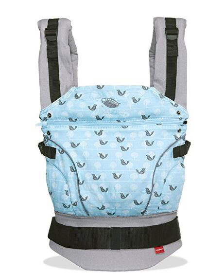 Baby Sling Suspenders Wrap Toddler Backpack/high-Grade Manduca Cotton/top Organic Multi