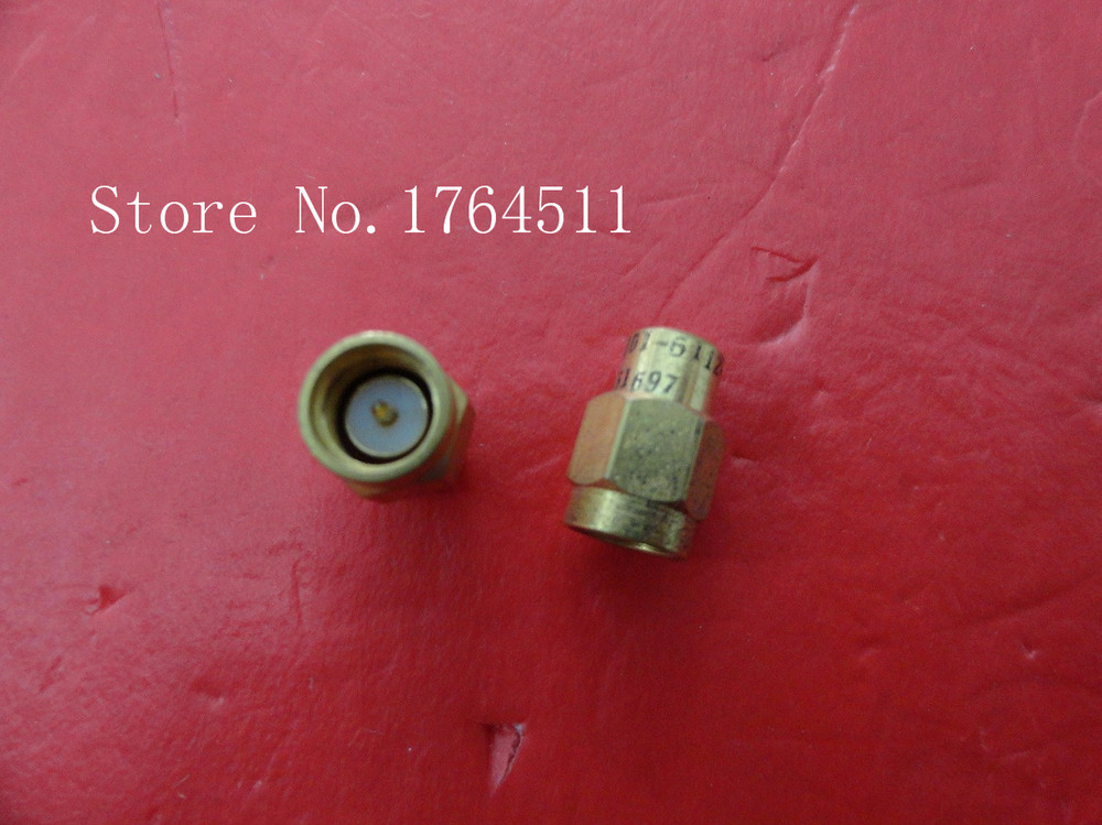 [BELLA] M/A-COM 2001-6112-00 DC-18GHz 1W SMA Precision Coaxial Load  --5PCS/LOT