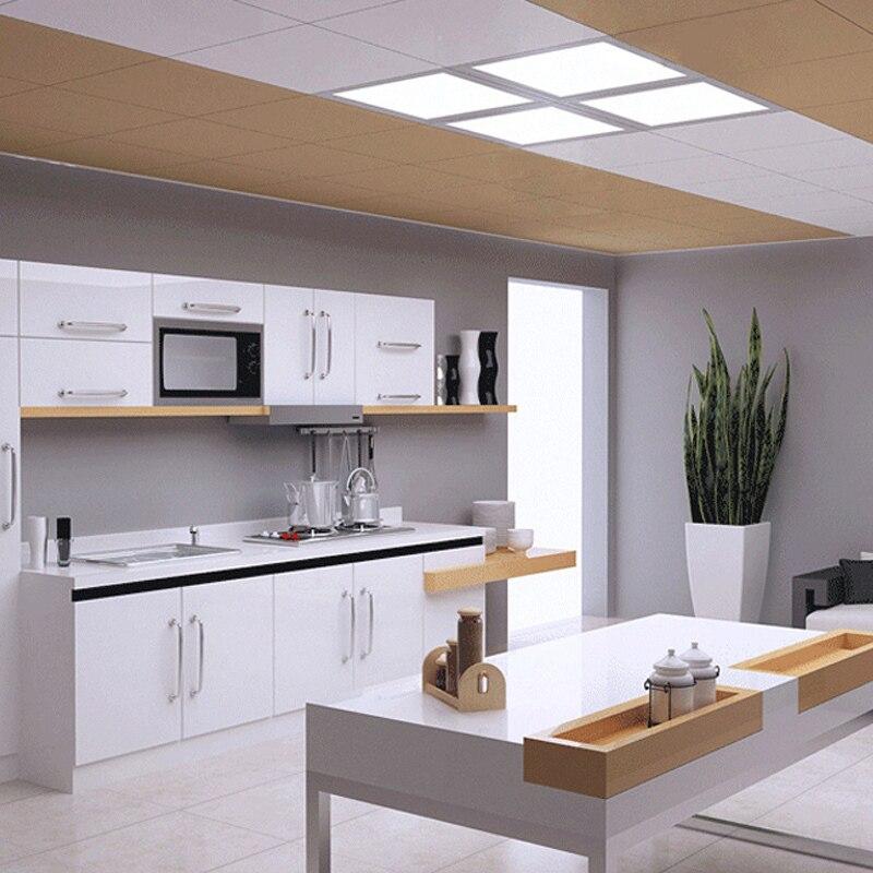 asian duo sottile luce di pannello led integrata cucina e bagno luci ...