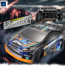 1 24 High Speed 40Km Desert Off Road Racing RC Car 2 4G Remote Control Vehicles