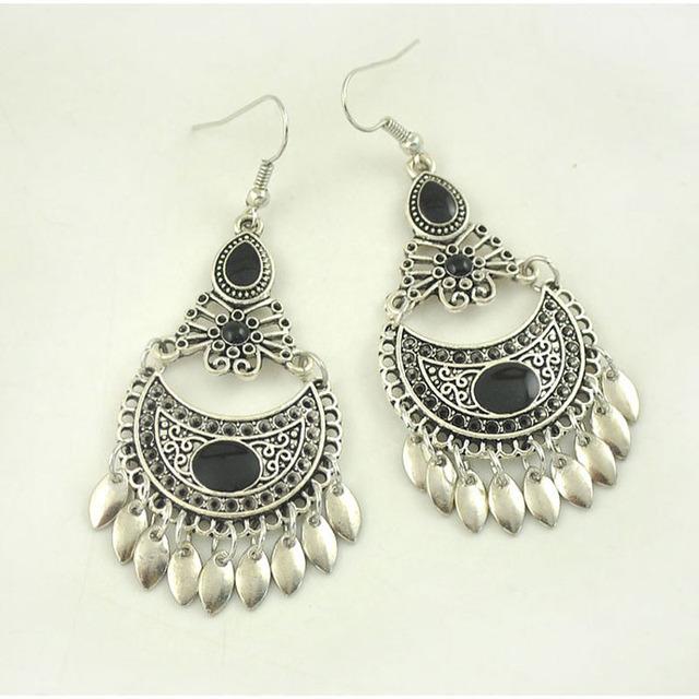Antique Earrings Native Fashion