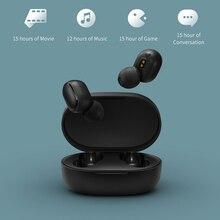Xiaomi mijia Bluetooth Earphones Redmi Airdots True Wireless TWS DSP Active Noise Cancellation Headset Mic Earbuds AI Control
