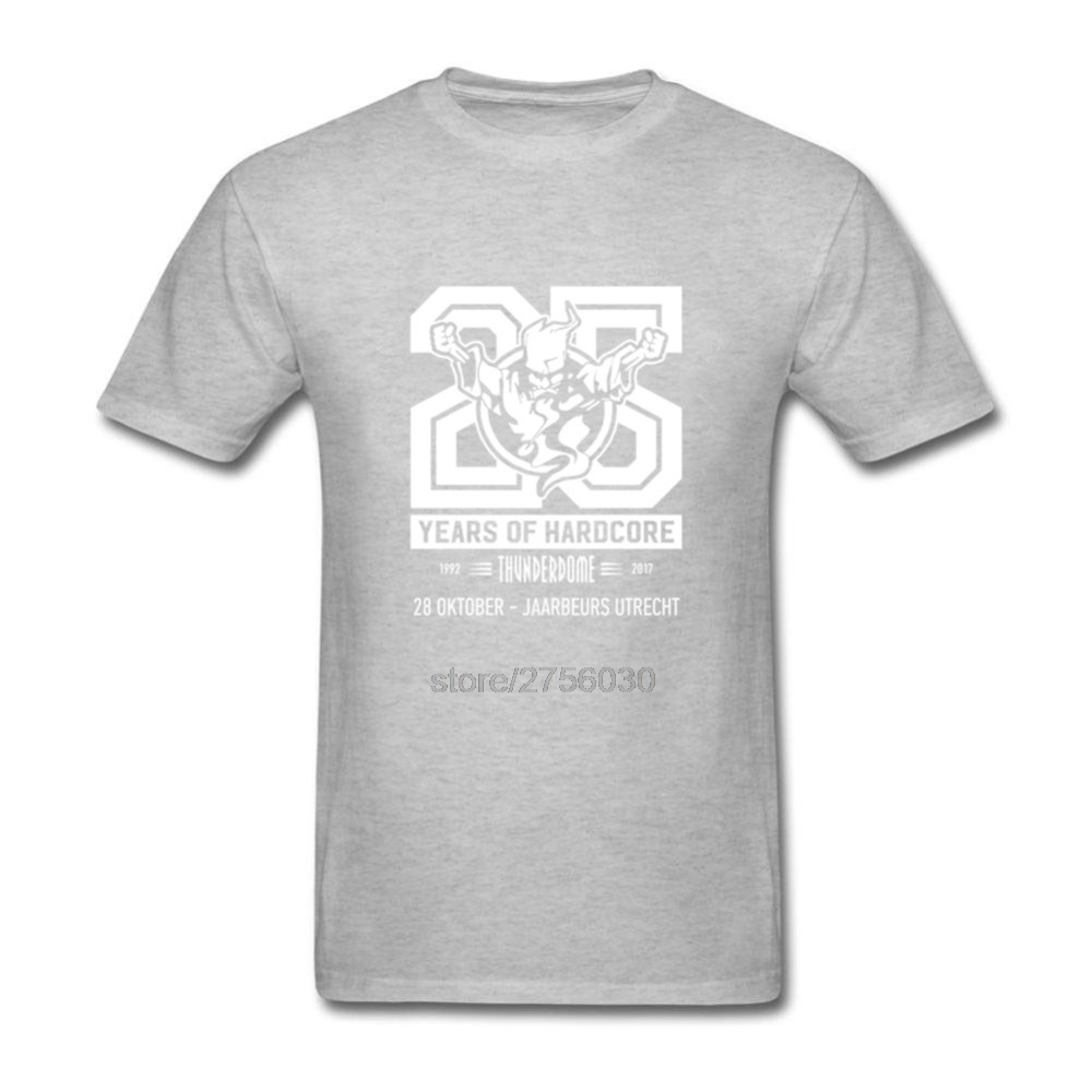Aliexpress.com : Buy Mens Design Own T Shirts 25 Years Of Harcore ...