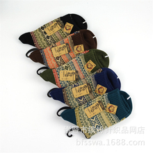 2017 Autumn and winter Japanese national wind men's socks in stockings thicker cotton socks Warm hose Funny stocking Beautiful