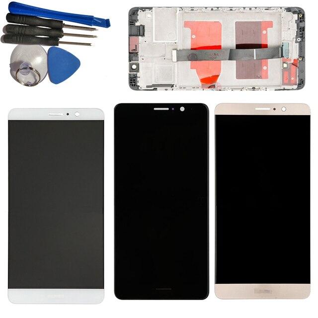 """5.9 """"LCD Originale Per HUAWEI Compagno di 9 Display LCD di Tocco Digitale Dello Schermo Per Huawei Mate9 MHA L09 MHA L29 Schermo LCD di ricambio"""