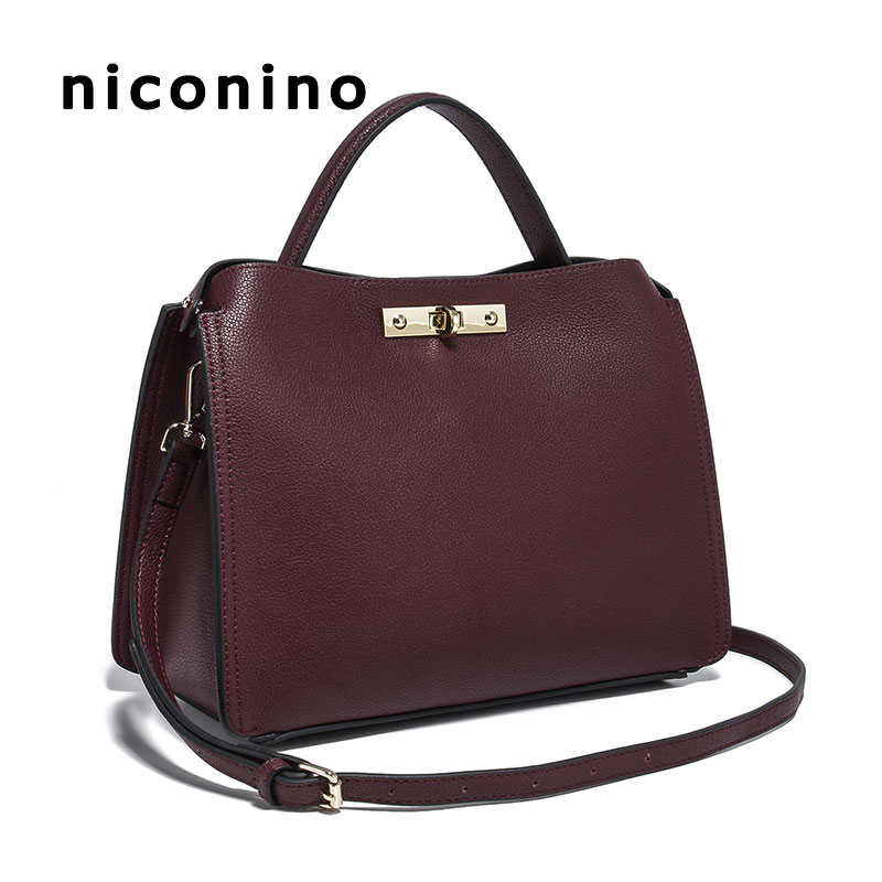 Women luxury genuine leather handbag ladies casual top-handle tote bag female shoulder crossbody bag high quality messenger bag