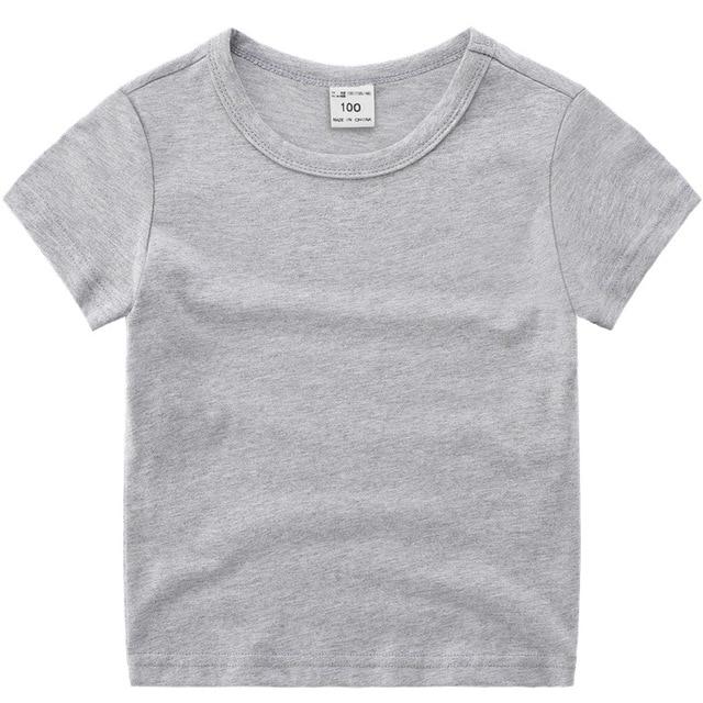 100% Cotton T-shirts 6
