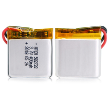 Rechargeable 3.7V 400mAh 582728 li-Polymer Li-ion Battery For Q50 G700S K92 G36 Y3 Childre