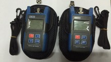 FTTH Optical Multimeter TL510A Optical Power Meter + TL512 1310/1550nm Optical Light Source Laser Source