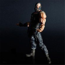 Batman The Dark Knight Rises Bane Vairant Action Figure Variable Bane PVC figure Toy Brinquedos Anime 24CM(China)
