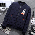 new fashion 2017 brand winter mens down jacket Thickened mens coat casual warm