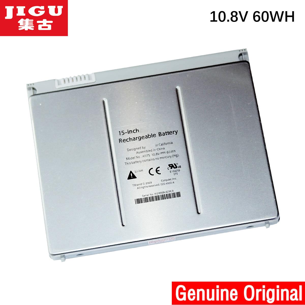 все цены на  JIGU A1175 MA348 Original Laptop Battery For APPLE MacBook Pro 15