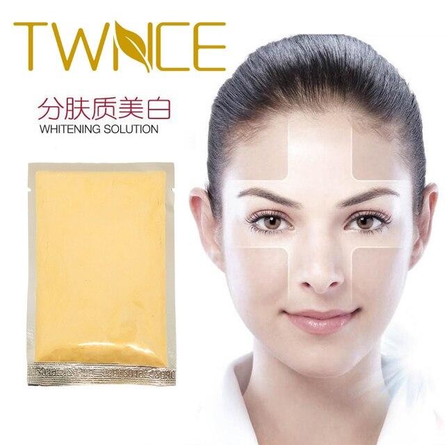 Gesichtsmaske Pulver Anti Aging Anti Falten Luxus Spa Behandlung