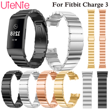 mens watches womens bracelet For Fitbit Charge 3 frontier/classic wrist strap band smart watch