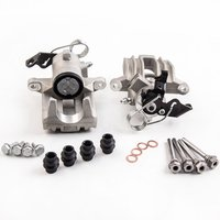 Rear Brake Calipers KIT fit for Audi A3 TT SEAT SKODA VW NO DEPOSIT fit VW Beetle GOLF MK 4 1J NEW C 1Y POLO 9N 2PCS/1Pair