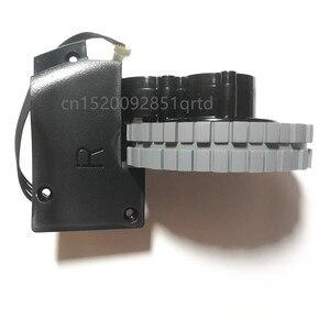 Image 2 - שמאל ימין גלגל עבור רובוט שואב אבק ilife v8s v80 רובוט שואב אבק חלקי ilife V8c/V85/V8e/V8 בתוספת גלגלי מנוע