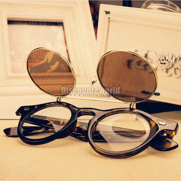 Goggle Style Sunglasses  aliexpress com 2016 fashion new retro vintage 50s steampunk