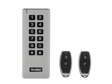 D1 Easy Fix Wireless Door Lock Gate Open Application Remote Access Control 125KHz EM Card RFID Access Control Wireless Keypad(China)
