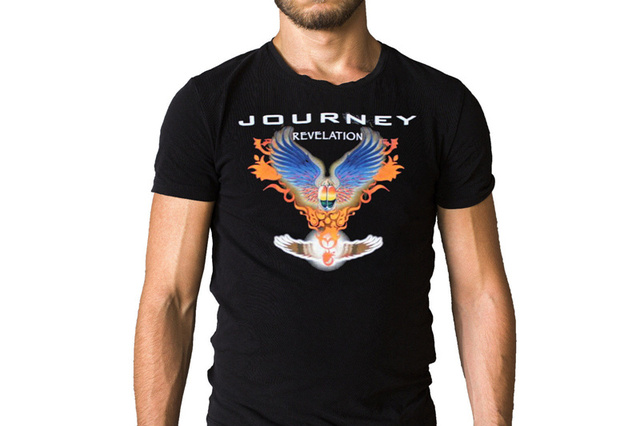 06ce14f7 T Shirts For Sale Online Men'S Crew Neck Journey Revelation Short Sleeve  Premium Tee Shirts