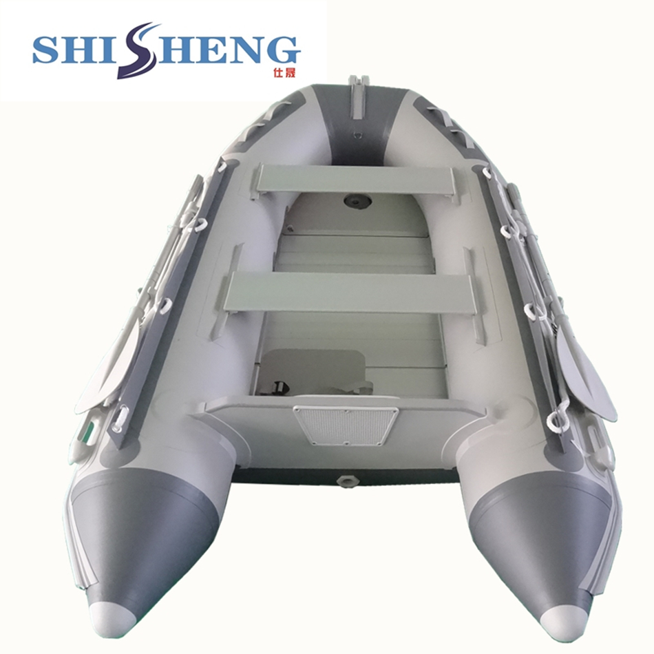 CE Certificate China Factory PVC Boats/Light grey PVC Inflatable Fishing Boat ce certificate cheap inflatable boats with canopy for sale marine boat yacht
