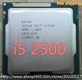 Lntel SR00T i5 2500 CPU 3.30 GHz quad-core I5 2500 Processador LGA1155 6 MB de cache 95 W (trabalhando 100% Frete Grátis)