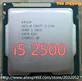 lntel i5 2500 CPU SR00T 3.30GHz quad-core LGA1155 6MB cache 95W I5 2500 Processor (working 100% Free Shipping)